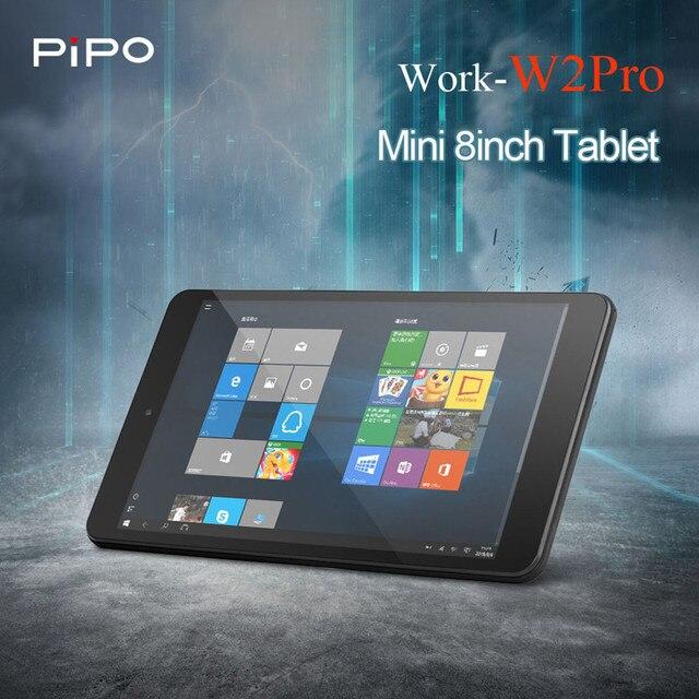 Original Pipo W2PRO Máy Tính Bảng PC 8 ''Full HD IPS Màn Hình Windows 10 Intel Cherry Trail Z8350 Quad Core 2 GB + 32 GB Kép Cam Máy Tính Bảng