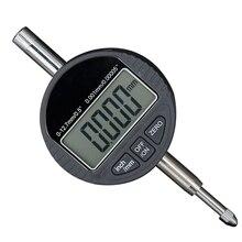 "0,0000"" цифровой микрометр 0,001 мм цифровой микрометр метрический/дюймовый циферблат индикатор метр Диапазон 0-12,7 мм RS232 выход данных"