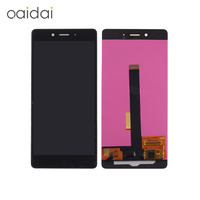 Per ZTE Nubia Z11 LCD NX531J LCD Screen Display Touch Mobile Phone Lcd Digitizer Assembly Rimontaggio Sparparts Con Strumenti Gratuiti