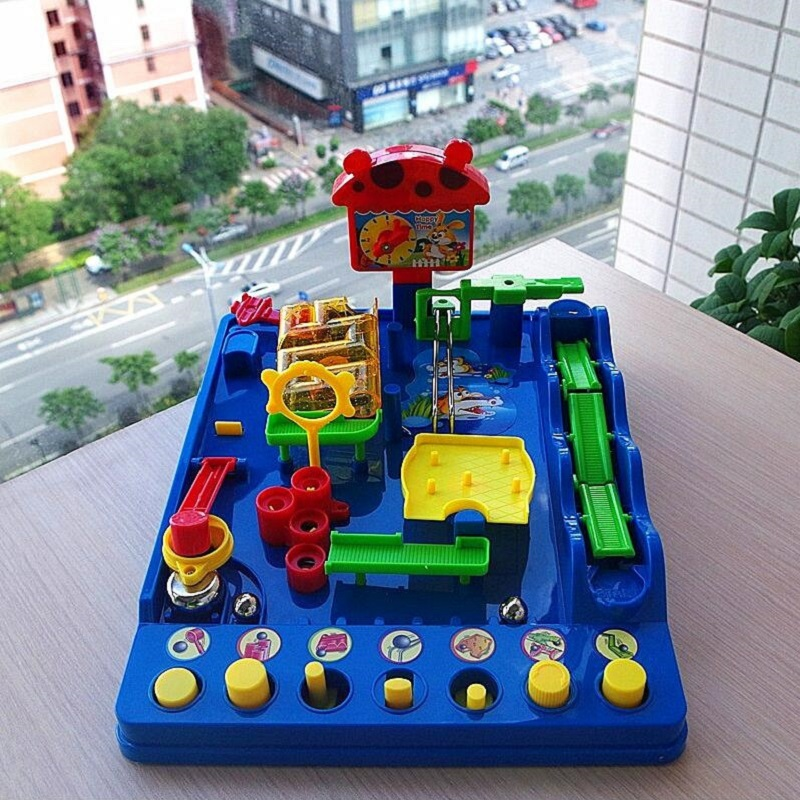 Fly AC steel ball Run Logic Game Toys for Boys and Girls Age 6 and Up Exercise hand-eye coordination toys
