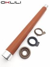 Верхняя Fuser Нагревательный Вал Втулки Шестерни для Kyocera FS1028 FS1128 FS1350 KM2810 FS2000 KM2820 302H425010 2H425010 2H425150