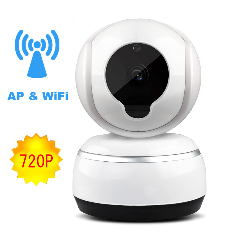 HD 720P Wireless IP Camera Wifi Night Vision Camera IP Network Camera Baby Monitor Security Family CCTV WIFI P2P Onvif Micro SD 720p wifi ip network baby monitor camera miniature wireless camera detectors kids monitors