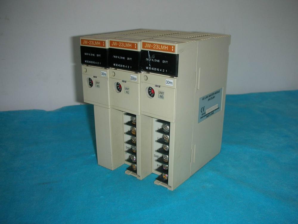 1PC USED SHARP SHARP JW-23LMH 1pc used fatek pm fbs 14mc plc