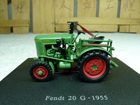 UH 1 43 Fendt 20 G Tractor Agricultural Vehicle Model Favorites Model