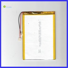 ZhiYuSun 3.7V chickness 3.5mm width 100mm length 150mm 3lines 4500mahpolymer lithium ion battery/Li-ion battery for tablet pc,;