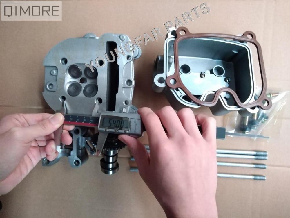 GY6 4V Head kit size 2