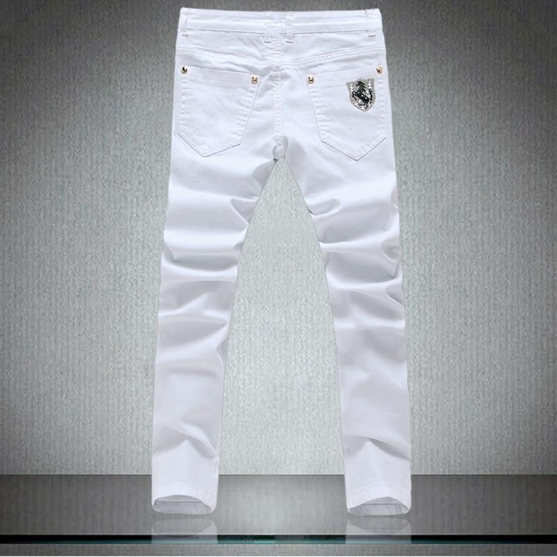 Popular Mens White Skinny Jeans-Buy Cheap Mens White Skinny Jeans ...