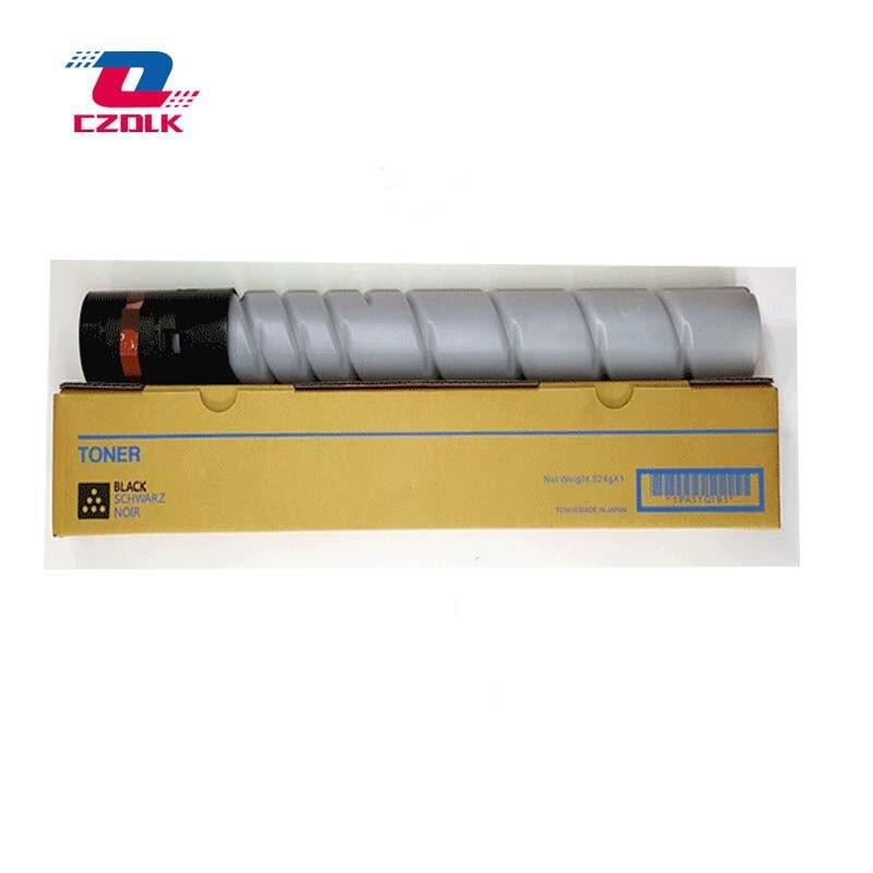 1 set X Utilisé D'origine TN512 cartouche de toner Pour Konica minolta bizhub C554 C554e C454 C454e 4 pcs/ensemble