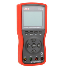 UNI-T UT267B Auto 3 Three Phase Digital Clamp Meters VA Voltammeter Power Meter w/Phase Sequence Test