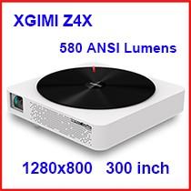 2 XGIMI Z4X DLP projector