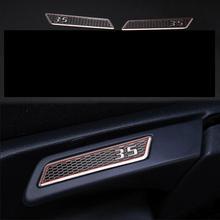 Бесплатная доставка лежащего место гаечная крышка отделка сиденья ручка наклейка для VW volkswagen GOLF5 6 MK5 MK6 GTI аксессуары для интерьера