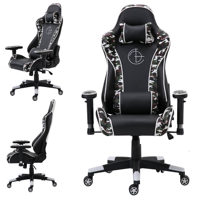 Chair Computer Competition Internet Bar Game Chair Racing Chair Can Lie Computer Revolving Chair