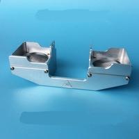 Ultimaker 2+, Extended+ 3d printer CNC aluminum fan bracket