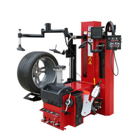 Electrical Integration Automatic Tire Changer For Kinds of Car With LCD Display