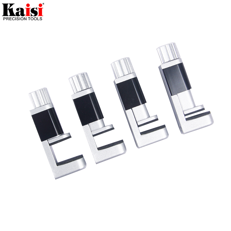4Pcs/set Repair Tools Adjustable Rubber LCD Screen Clip Fixture Fastening Clamp For IPad Samsung Cell Phone Tablet