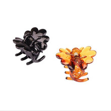 8108 Fahsion Japan girls hair claws for fringe new design mini clips quality strong force 1.8*2.1cm 12pcs/lot