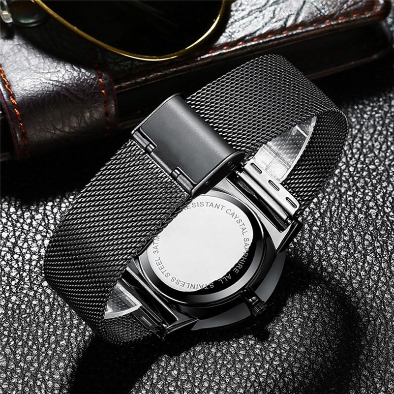 Biznes Wrist Watch Mężczyźni Zegarki SKMEI Top Luksusowa Marka - Męskie zegarki - Zdjęcie 3