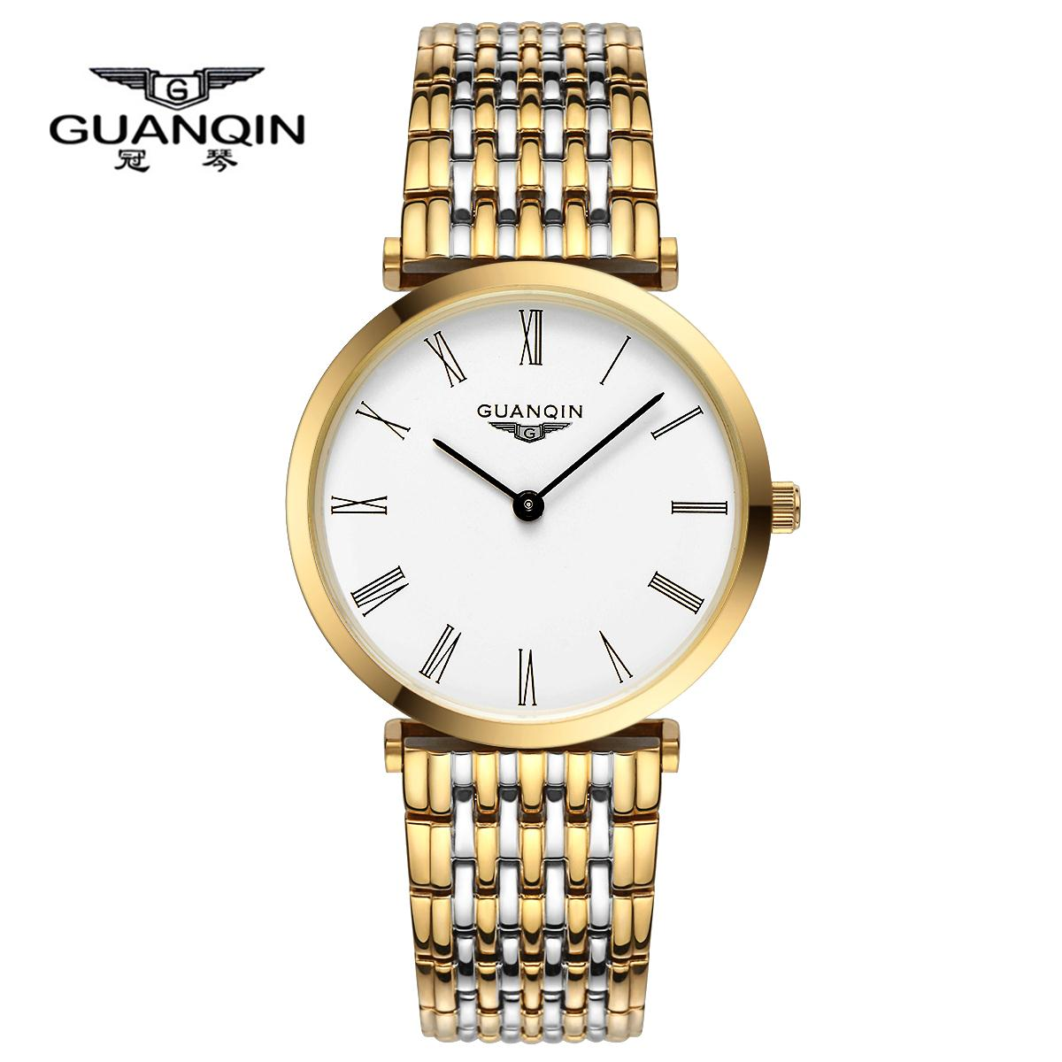 Muhsein ultra-thin strip mens watch casual waterproof lovers watch male female form quartz watch business casual fashion watch features diamond dial strip of male and female students in outdoor sports with retro lovers watch
