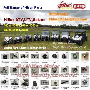 Image 2 - HS 07 HS800 الموالي بكرة بمغنيط Hisun أجزاء HS2V91MW 800cc HS 800 تكتيك سترايك ATV UTV رباعية محرك الغيار ل Coleman لشبل