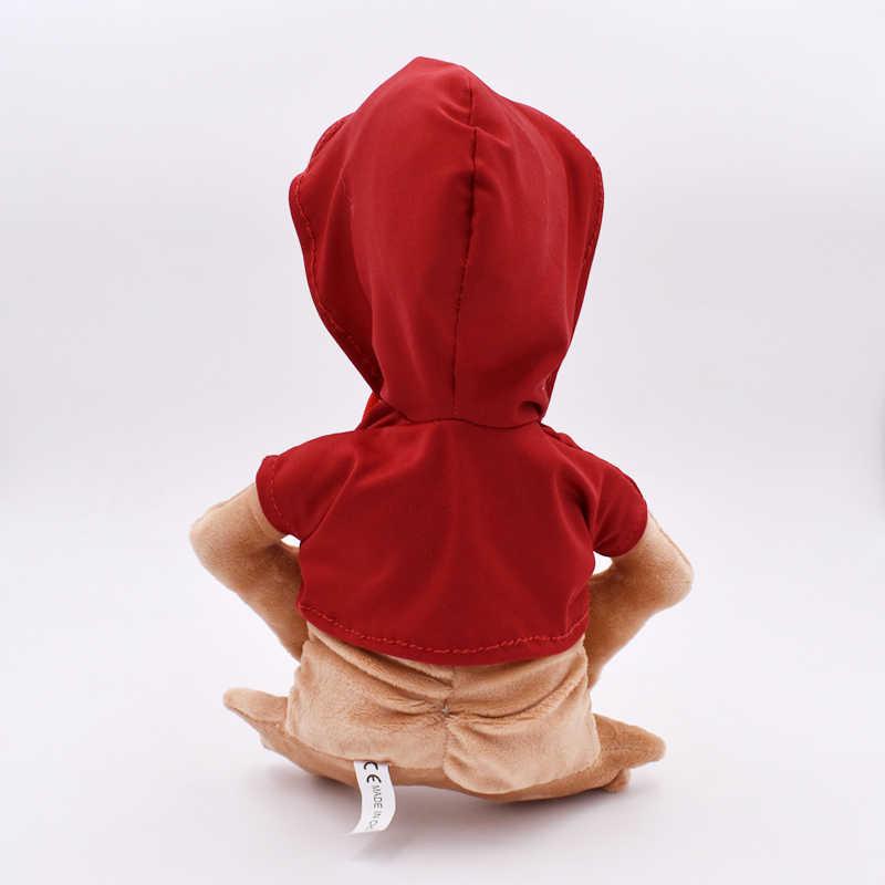 """10 """"2 الألوان ET الغريبة القطيفة ألعاب الدمى عالية الجودة القطن محشوة آخرون فضائي القماش دمية لعبة الاطفال هدايا عيد الميلاد"""
