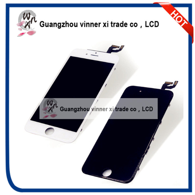 LCD Digitizer Display Assembly Touch Screen Replacement For IPhone 6S 4.7