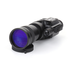 Rongland NV-760D+ Infrared Hunting Night Vision IR Monocular Telescopes 7×60+3 Batteries+Charger Video Record Device