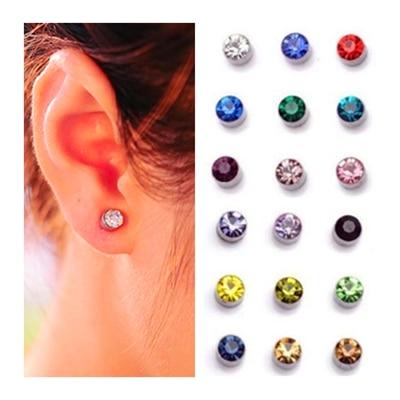 Aliexpress.com : Buy 6 colors magnet men Clips Earrings ...