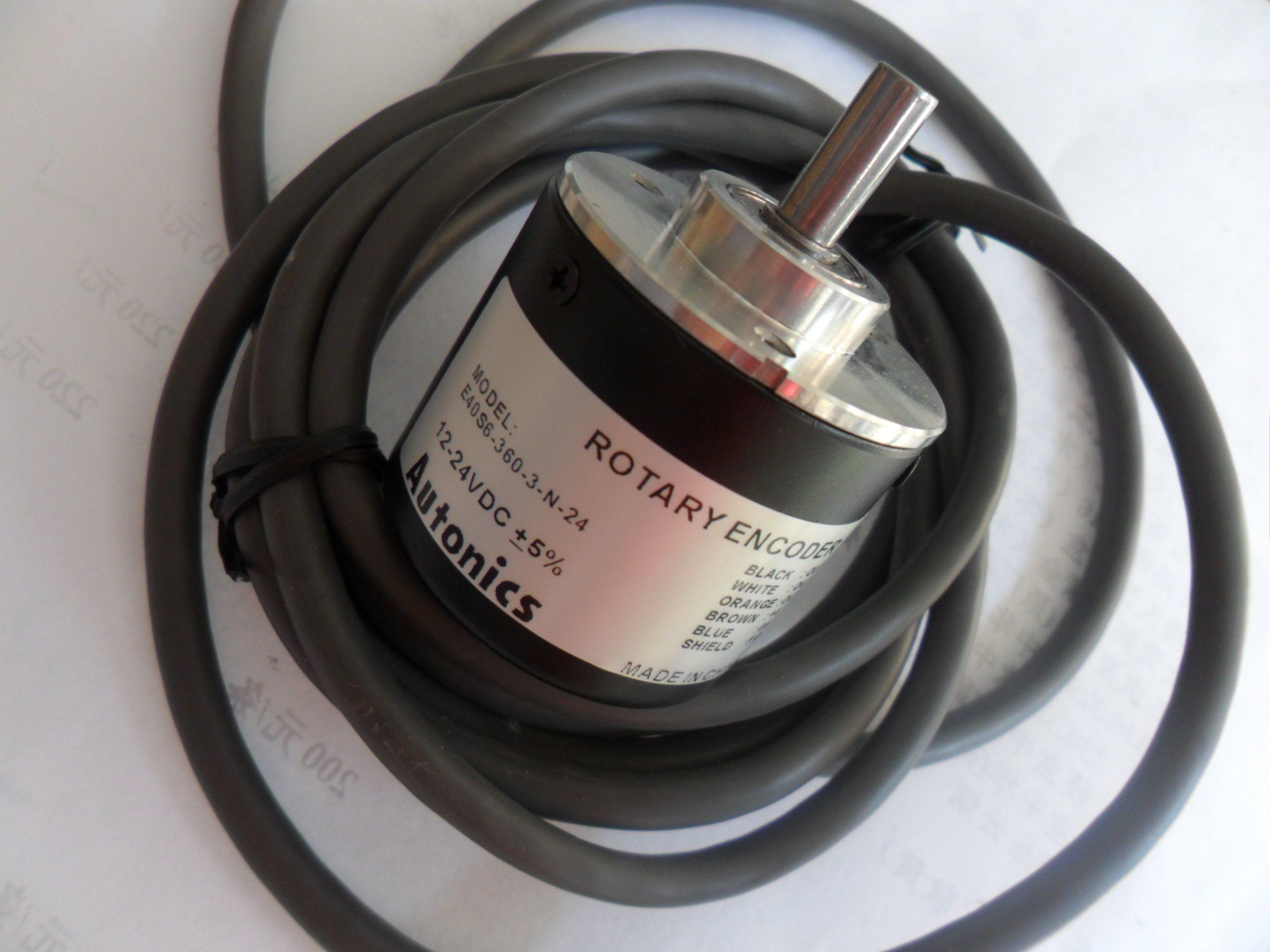 FREE SHIPPING E40s6-2000-3-n-24 High Precision Speed Encoder 2000 Line