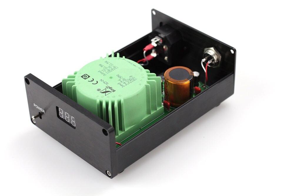 ZEROZONE HIFI 25 W alimentation linéaire avec affichage DC18V LPS pour préampli/DAC PSU L4-3