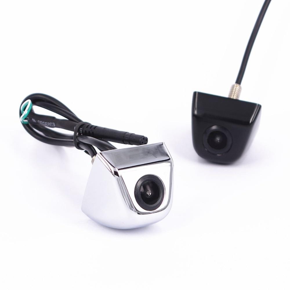 Universal HD Geniş Bucaq Lüks Avtomobil Arxa Kamera Ön görünüş - Avtomobil daxili aksesuarları - Fotoqrafiya 1