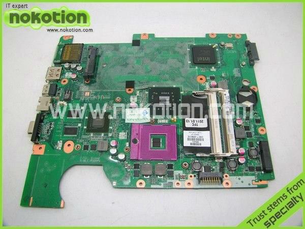 NOKOTION DA00P6MB6D0 LAPTOP MOTHERBOARD for HP CQ61 CQ70 CQ71 517837-001 INTEL DDR2 SOCKET PGA478 free shipping for hp laptop mainboard 517837 001 cq61 g61 laptop motherboard