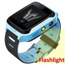 Original Q528 Children GPS Smart Watch with Camera Flashlight for Apple Android Phone Smartwatch Kids Smart Electronics PK Q360