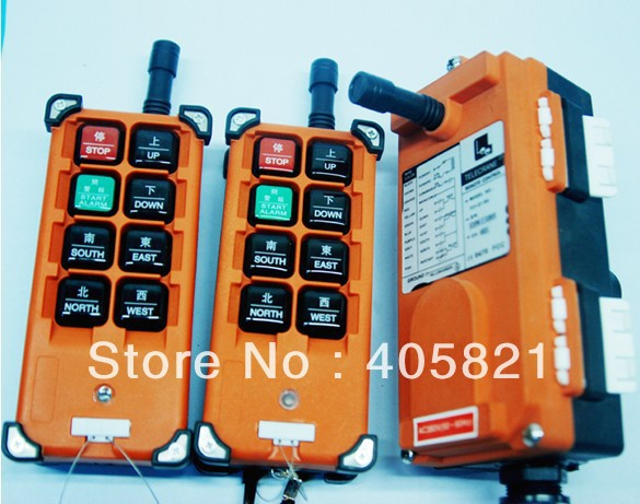 Radio Remote Control F21-E1B/ industrial remote control,3 PCS in a set, 2Transmitter+1 Receiver remote sensing inversion problems and natural hazards asradvances in space research volume 21 3