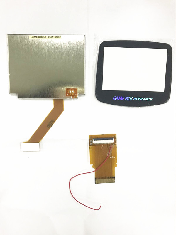 For GameBoy Advance LCD Screen For GBA SP Highlit Screen LCD For GameBoy Advance LCD Screen For GBA SP Highlit Screen LCD
