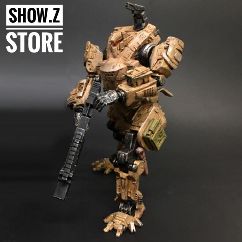 Фотография [Show.Z Store] JoyToy Source Acid Rain Mecha The Thor Desert Version Action Figure
