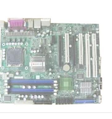 C2SBX Workstation Motherboard System Board Socket 775 System Board working