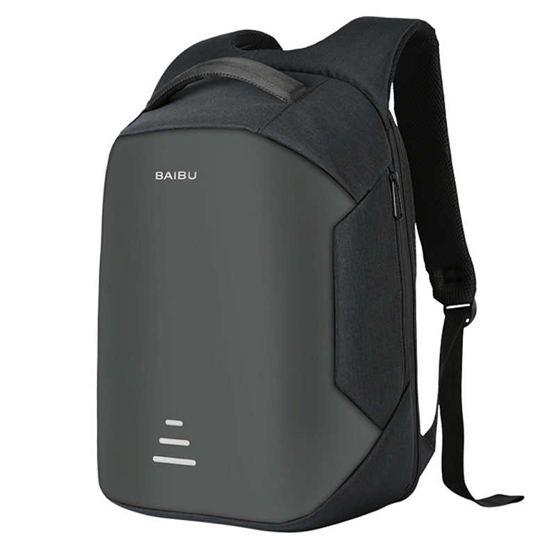 Dropshipping Men Usb Charging Waterproof Travel Backpack Anti-theft 15.6 Inch Laptop Backpacks School Bag For Teenage
