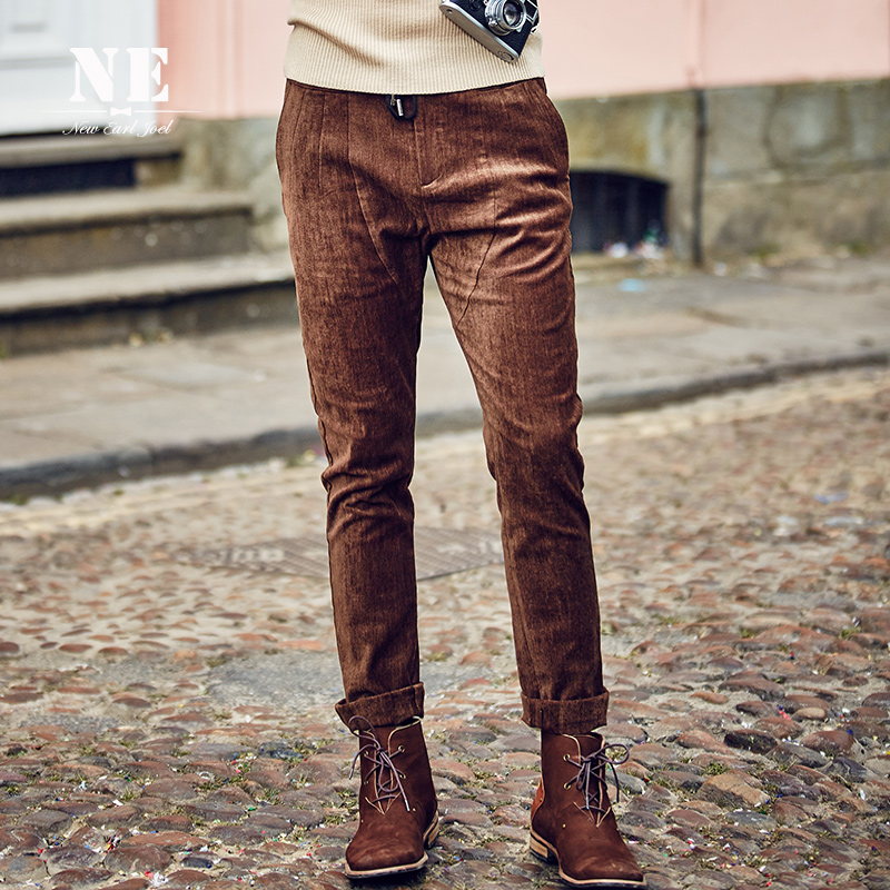 Popular Mens Brown Corduroy Pants-Buy Cheap Mens Brown Corduroy ...
