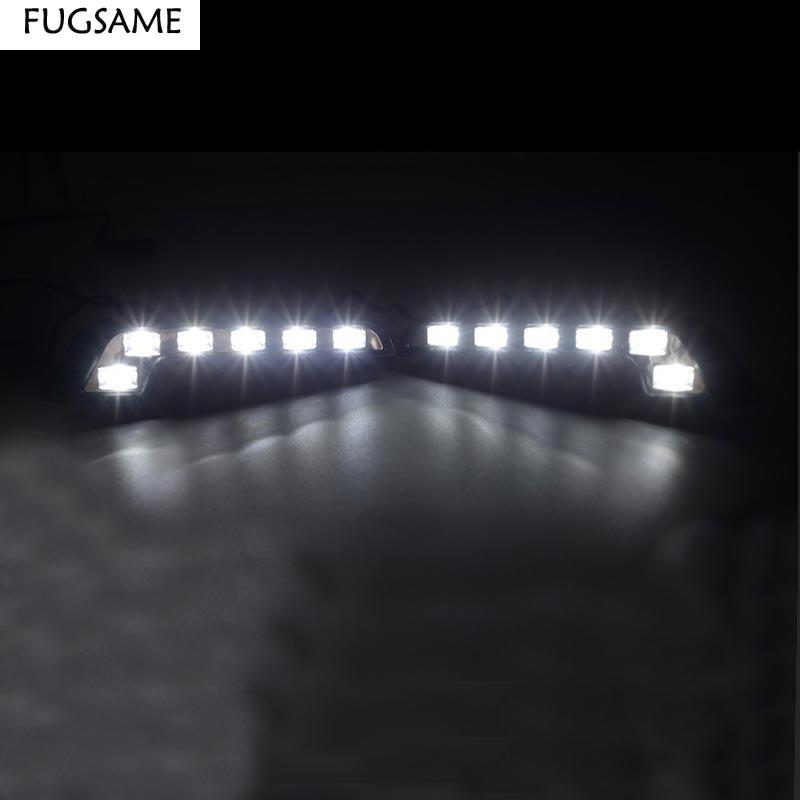 Mercedes Ben z AUDI üçün FUGSAME 12W yüksək gücü L Shape - Avtomobil işıqları - Fotoqrafiya 3