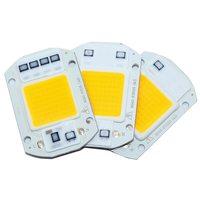 20pcs LED Matrix 20/30/50W110/220VDiode Array High Power Smart IC Chip Light For Searchlight matrix Outdoor Spotlight Floodlight