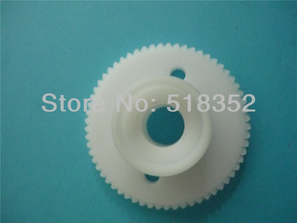 202.032 AGIE Gear for WEDM-LS Wire Cutting Machine Spare Parts a290 8110 x715 16 17 fanuc f113 diamond wire guide d 0 205 255 305mm for dwc a b c ia ib ic awt wedm ls machine spare parts