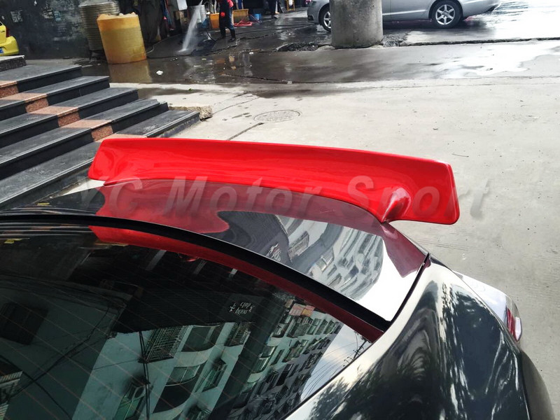 GT86 FT86 ZN6 FRS BRZ ZC6 Greddy X Rocket Bunny Ver.2 Style Rear Spoiler Wing CF (25)