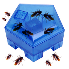 Cockroach Trap Safe Efficient Anti Cockroaches Catcher Killer Reusable Cockroach House Insect Pest Repeller for Home Kitchen