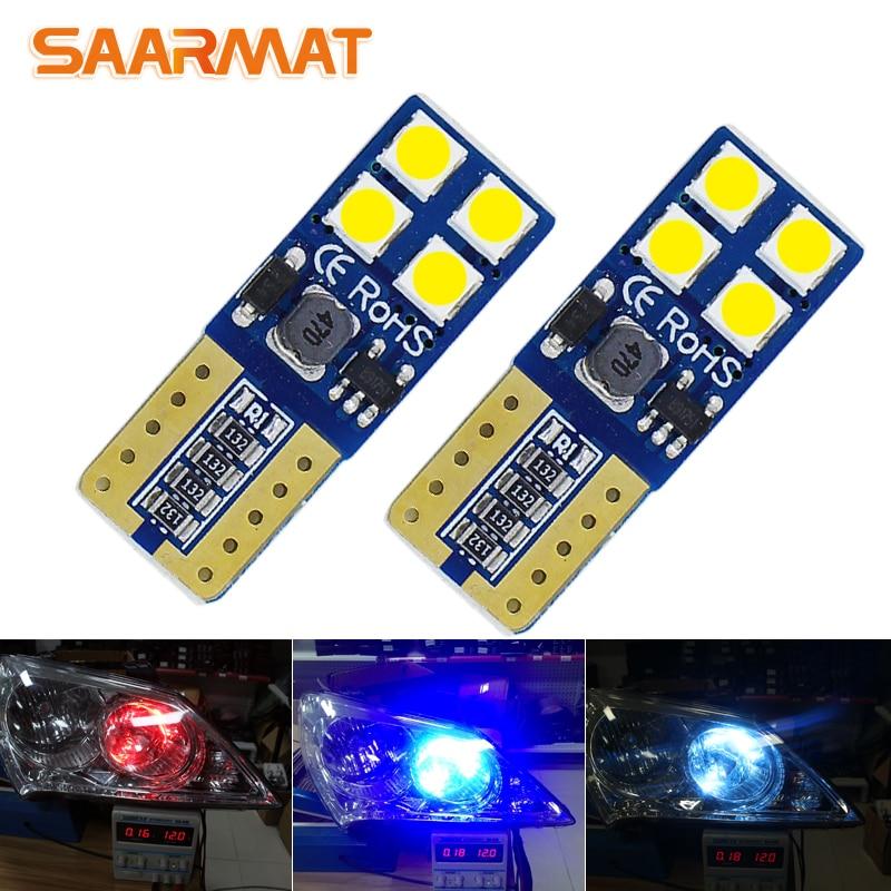 Aliexpress.com : Buy 2 Pcs LED T10 194 Bulb W5W Lights For