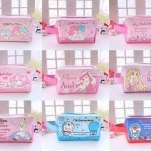 1 шт., мультяшная японская маленькая сумочка с двумя звездами, мелодия принцессы Алисы, косметички для девочек, подарки