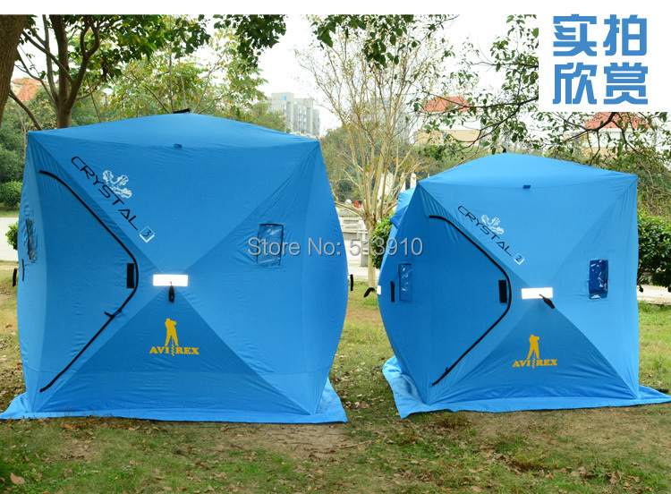 Popular ice fishing tents buy cheap ice fishing tents lots for Ice fishing tents