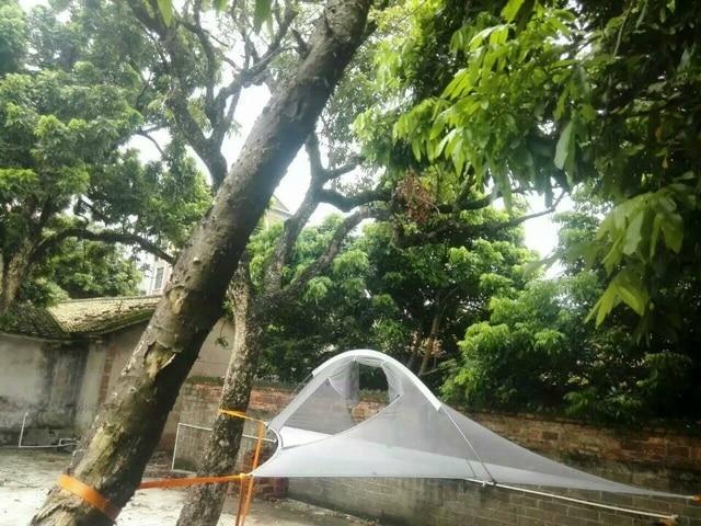 Outdoor Camp Hammock Tree Tent