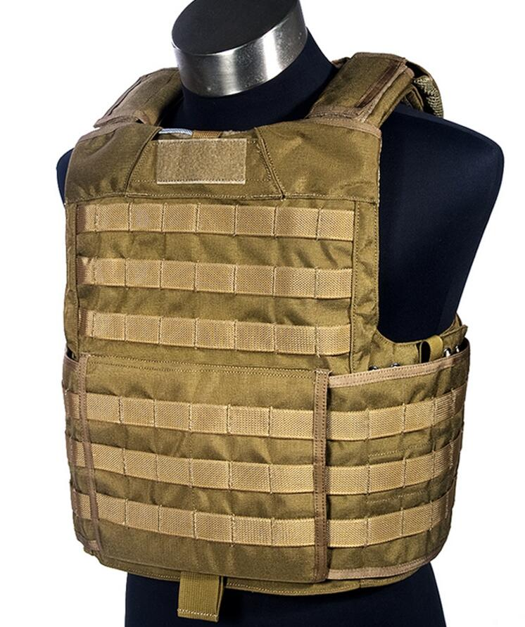 Tacical  MOLLE Releasable Body Armor Vest Military Tactical Vest