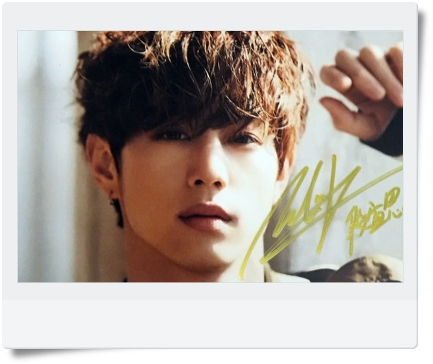 signed GOT7 GOT 7 MARK  autographed  original photo 6 inches freeshipping 062017 01 snsd tiffany autographed signed original photo 4 6 inches collection new korean freeshipping 012017 01