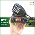 Original QYT KT-8900 VHF 136-174 MHZ UHF 400-480 MHZ Mobile Car Transceptor de Radio CB con Programación Cable y Software